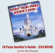 free disney travel guide